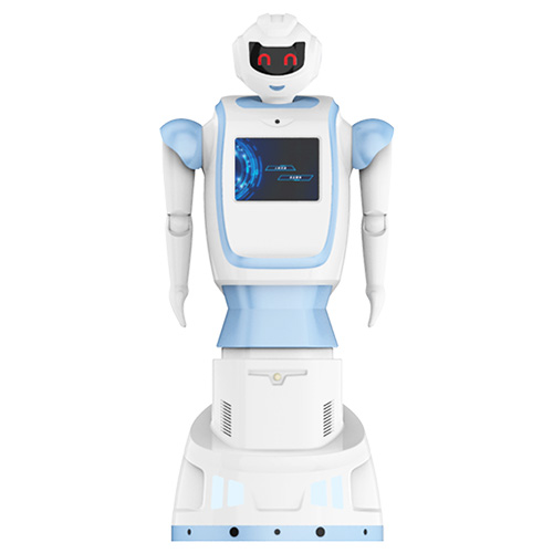 TAN.IN  Smart Commercial Service Robot
